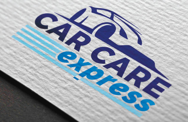 car care express logo design